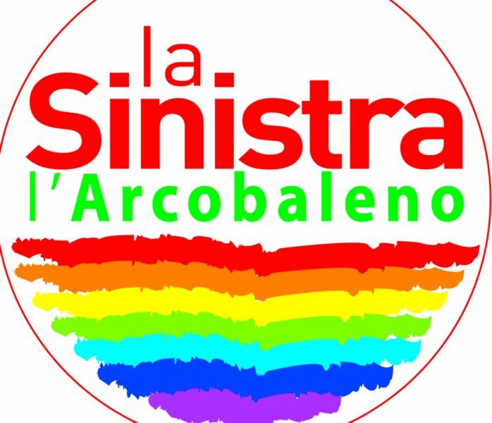 Il logo della Sinistra Arcobaleno